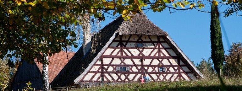 Der Jurahof - eines der historischen Gebäude