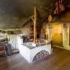 Blick in eine alte Bauernstube
