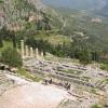 Der Tempel des Apollo