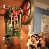 """Dampfmaschine aus der Berliner Maschinenfabrik """"Otto Lilienthal"""""""