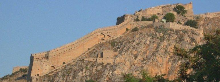 Die Burg Palamidi