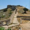 Blick auf die Burg Palamidi