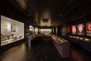 In den Ausstellungsräumen gibt es zahlreiche Werkzeuge zum Steinkohleabbau zu besichtigen