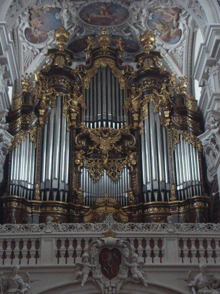 Passauer Dom St Stephan Ausflugsziele Passau