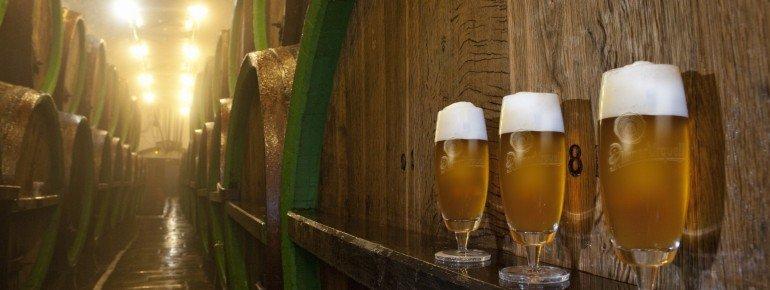 Das Brauereimuseum zeigt die Geschichte der Bierbraukunst