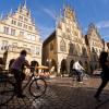 Das Historische Rathaus Münster.