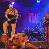Live Musik in der Westernstadt