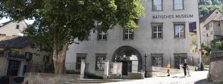 Schon das alte Gebäude des Museums ist sehenswert