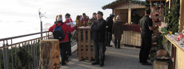 Die RauschBergweihnacht findet am ersten und zweiten Adventswochenende statt.