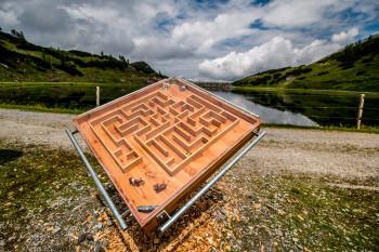 Das Labyrinth-Spiel