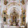 Die Schlosskirche kann für Gottesdienste und Taufen mit maximal 250 Personen gebucht werden.
