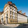 Die heutige Residenz Ellingen wurde ab dem Jahr 1708 gebaut.