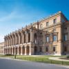 Der Festsaalbau zum Hofgarten is einer der drei Hauptkomplexe der Münchener Residenz.