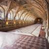 Das Antiquarium ist der älteste erhaltene Raum der Münchner Residenz.
