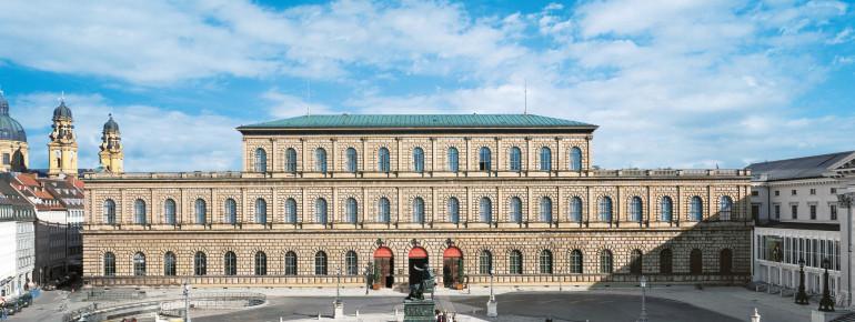 Die Residenz München ist das größte Innenstadtschloss Deutschlands.