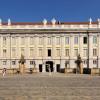 Die Residenz beherbergt heute die Regierung Mittelfrankens.