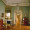 Das Schreibzimmer des Königs im Residenzschloss Ludwigsburg.