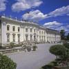 Das Ludwigsburger Schloss ist eines der größten im Original erhaltenen barocken Bauwerke in Europa, hier der Neue Hauptbau.