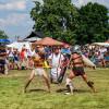 Beim Römerfest in Bad Gögging bekommen Besucher einen Einblick in den Alltag von vor 2000 Jahren.