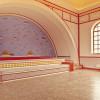 Die römische Therme bedeckt eine Fläche von rund 1.500 Quadratmeter.