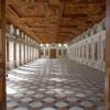 Blick in den Spanischen Saal