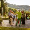 Die Führungen am Schloss Arenenberg werden in verschiedenen Sprachen angeboten.