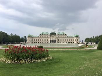 Das Schloss Belvedere zählt zu den bedeutendsten Palastbauten in Wien.