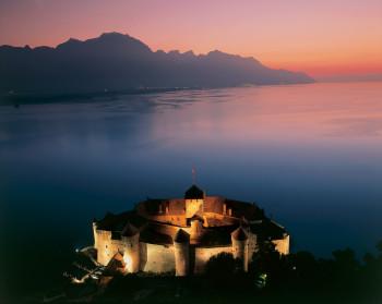 Erbaut wurde das Schloss von den Grafen von Savoyen.