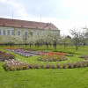 Der Hofgarten ist täglich bis Einbruch der Dunkelheit geöffnet.
