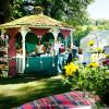 Die Dennenloher Schloss- & Gartentage sind Deutschlands zweitälteste Gartenmesse.