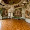Das Gobelinzimmer diente einst als Schlafgemach der Herzogin Susanne Elisabeth.