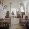 Die Schlosskapelle bildete das religiöse Zentrum der Residenz.