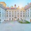 Das Schloss Esterhazy wechselte im Laufe der Zeit oft seinen Besitzer und wurde mehrmals erweitert und umgebaut.
