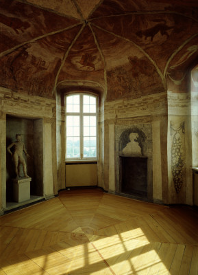 Das Turmzimmer im Schloss Güstrow