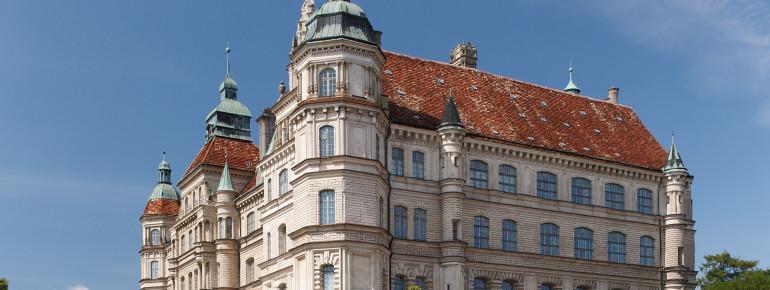Schloss Güstrow ist eines der bedeutendsten Renaissanceschlösser in Norddeutschland.