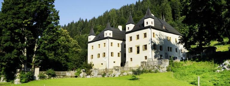 Ein Juwel der Renaissance: Schloss Höch