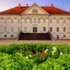 Das Schloss Hohenzieritz wurde im Stil eines schlichten Landschlosses erbaut.