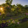 Der Schlosspark ist einer der schönsten englischen Landschaftsparks in Mecklenburg-Vorpommern.
