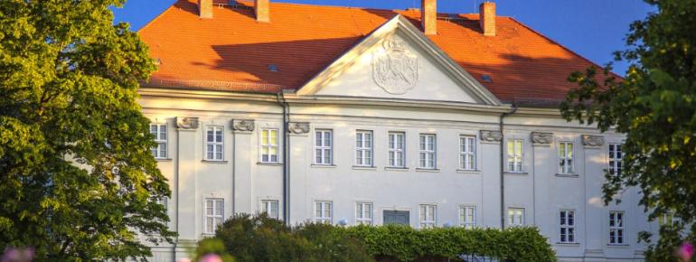 Im Schloss befindet sich auch die Luisen-Gedenkstätte.