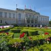 Das Schloss Klessheim besitzt auch eine beeindruckende Gartenanlage.