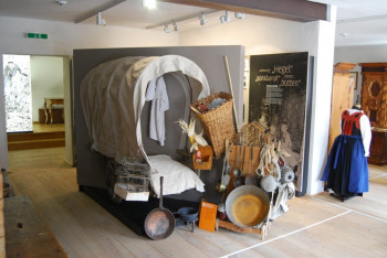 Blick ins Heimatmuseum