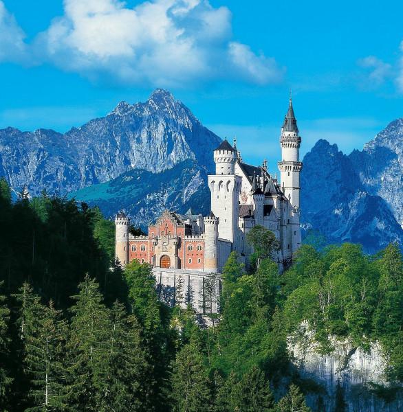 Schloss Neuschwanstein • Ausflugsziele Schwangau