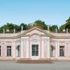 Die Amalienburg im Schlosspark