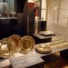 In der Silberkammer kannst du fürstliches Tafelsilber bestaunen.