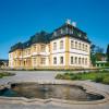 Das Schloss Veitshöchheim wurde als Jagdhaus und Sommerresidenz genutzt.