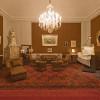 Blick in das Schlafzimmer des Kaisers Franz Joseph.