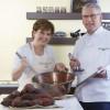 Annette Imhoff und ihr Ehemann Dr. Christian Unterberg-Imhoff sind die Geschäftsführer des Schokoladenmuseums in Köln.