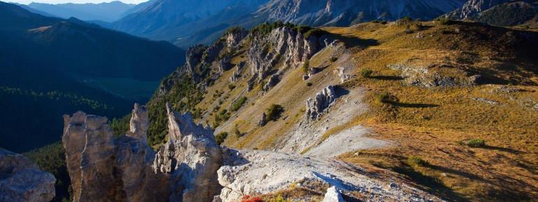 Einmaliger Ausblick über den Nationalpark