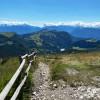 Auf dem Monte Baldo gibt es zahlreiche Wandermöglichkeiten mit toller Aussicht.