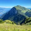 Auf dem Monte Baldo zeigt sich die Besonderheit des Gardasees, denn hier findet man nicht nur Wasser, sondern auch traumhafte Bergpanoramen.
